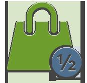 Дробное количество товара в заказе