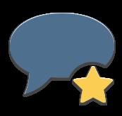 Отзывы с рейтингом товара