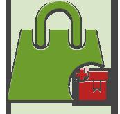 Прикрепление подарка к товару (с возможностью выбора)