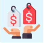 Групповое изменение цен товаров