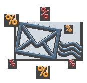 Скидка за e-mail