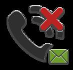 Уведомление о недозвоне по e-mail