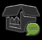 Уведомление об отправке заказа по SMS